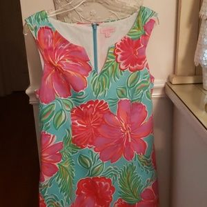 Lilly Pulitzer cotton shift